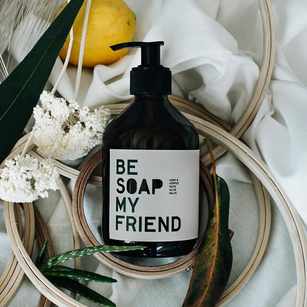 MATT Be Soap My Friend Seife