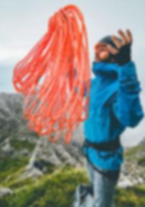 MATT Sport+Mode Sommer Mammut Mann klettern