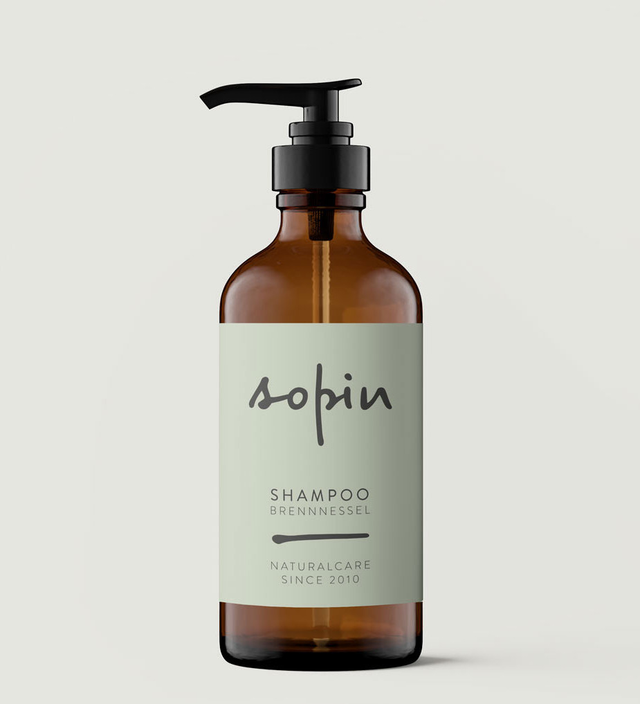 Sopin Shampoo Brennnessel