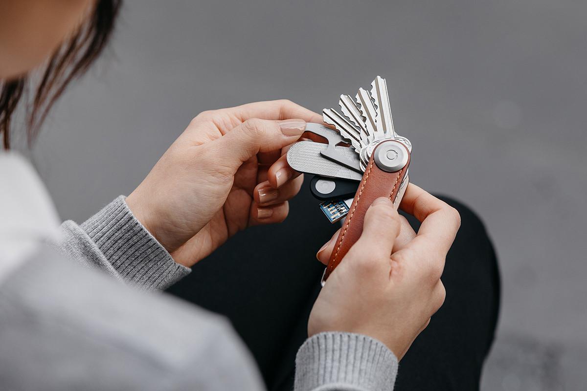 MATT Schlusselanhanger Taschenmesser