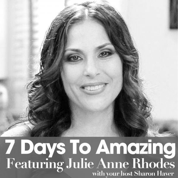 Jewels on 7 Days to Amazing Podcast