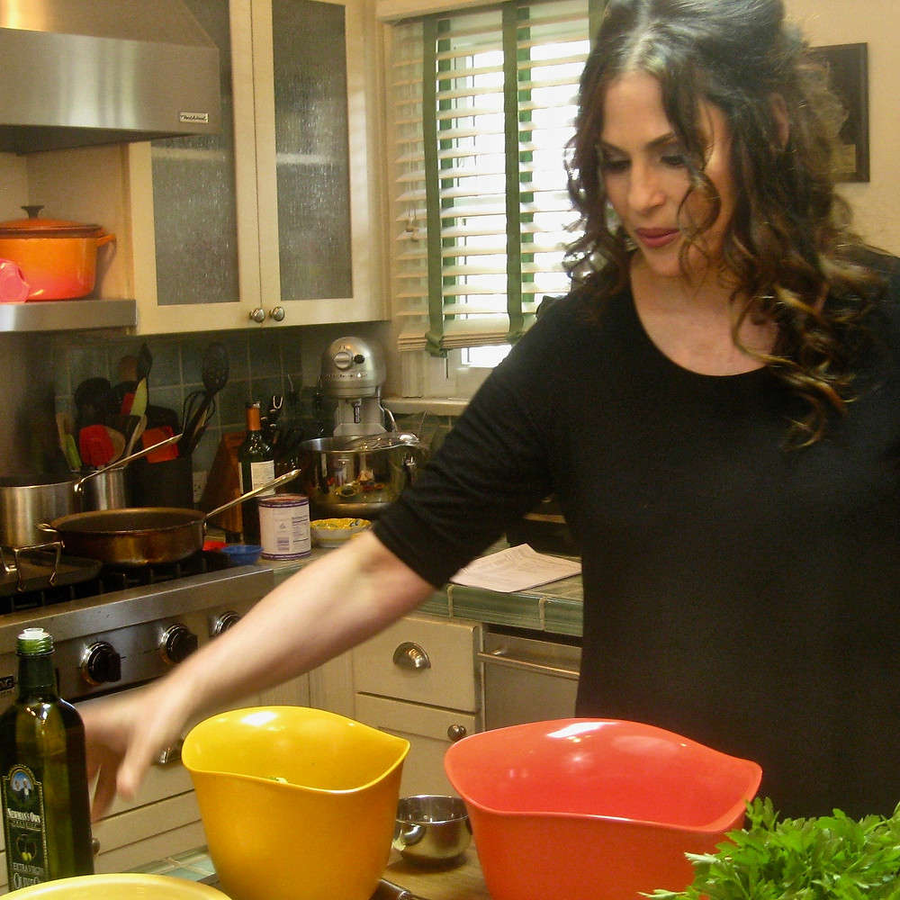Personal Chef Julie Anne Rhodes