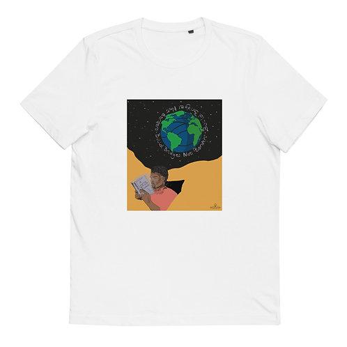 Huriah x Compas Collective - Organic Cotton T-Shirt