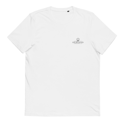 Huriah Logo - Unisex Organic Cotton T-Shirt