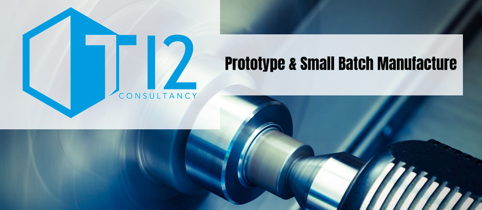 Do You Need A Rapid Design, Protyping and Small Batch Manufacturing Capability?