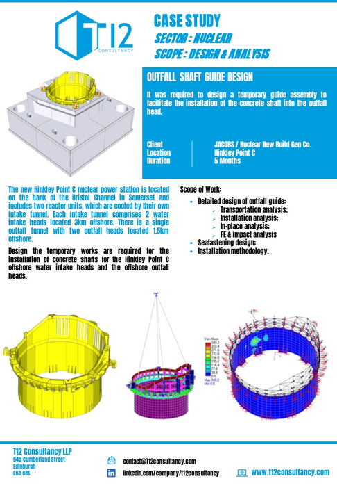 Nuclear Outfall Shaft Guide