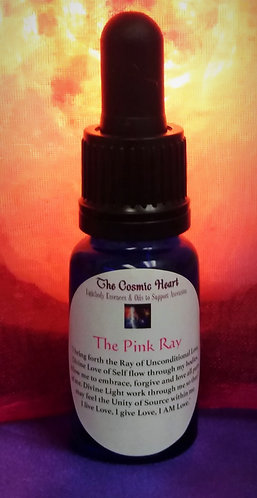 The Ray of Unconditional Love - The Pink Ray