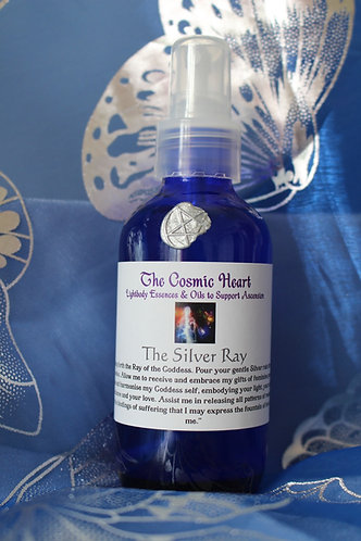 The Silver Ray - The Ray of the Goddess