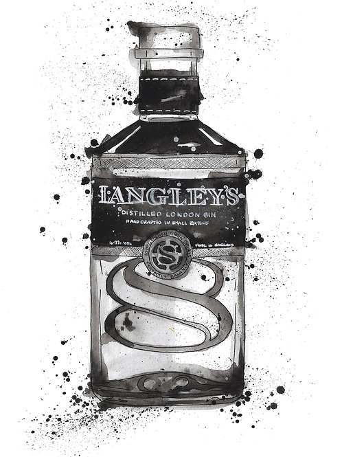 Langley's Gin