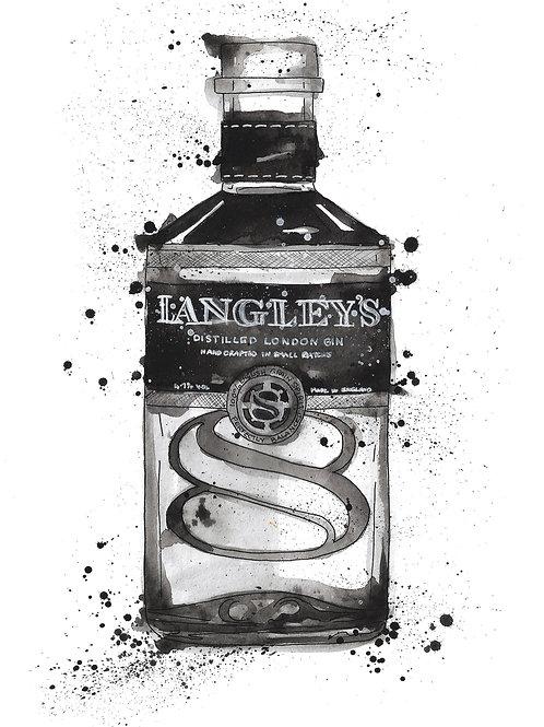 Langley's Gin