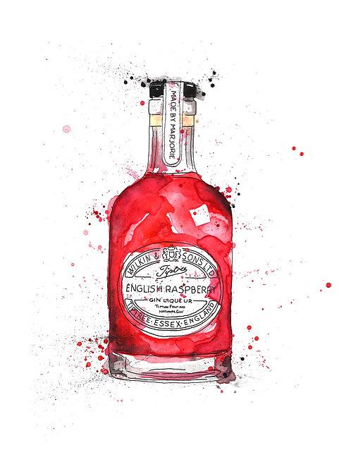 Tiptree Raspberry Gin Liqueur