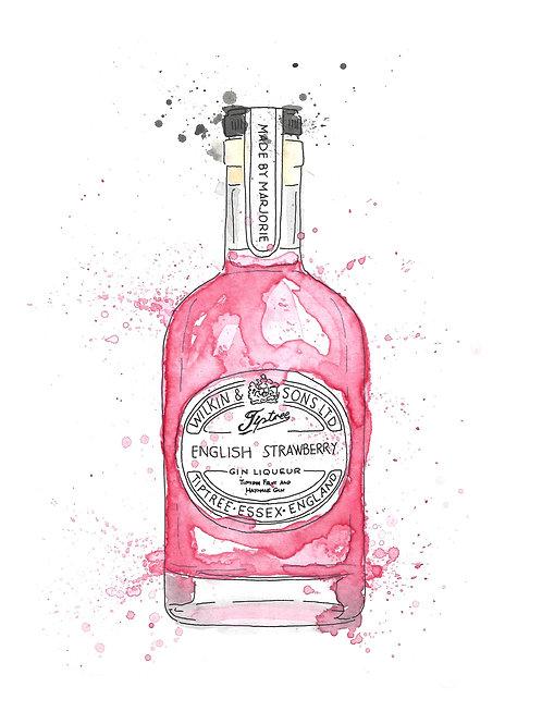 Tiptree Strawberry Gin Liqueur