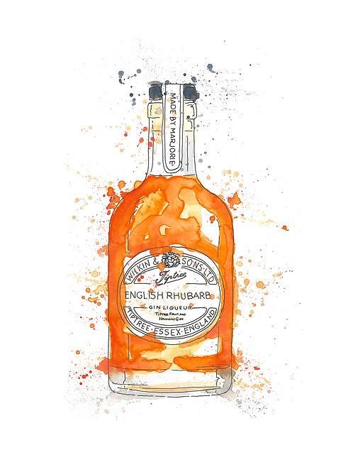 Tiptree Rhubarb Gin Liqueur