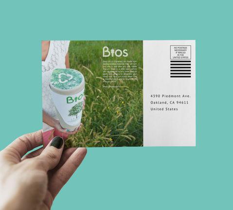 Post Card Design