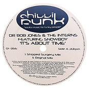 It's About Time by DR Bob Jones and The Interns featuring Snowboy