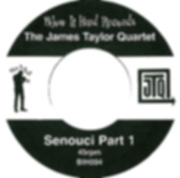 "James Taylor Quartet - Senouci 7"""