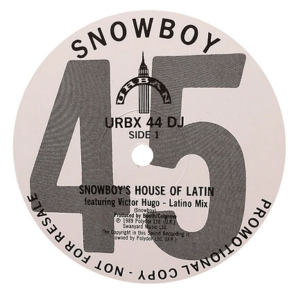 Snowboy's House Of Latin