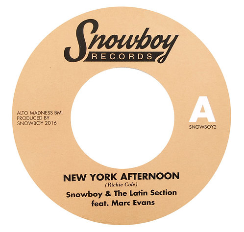 New York Afternoon - Single