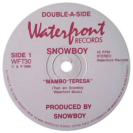 Mambo Teresa/Wild Spirit