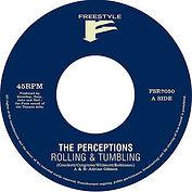 The Perceptions - Rolling & Tumbling