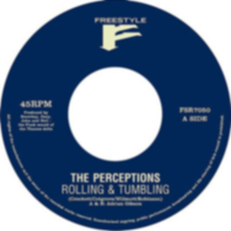 The Perceptions - Rolling & Tumbling