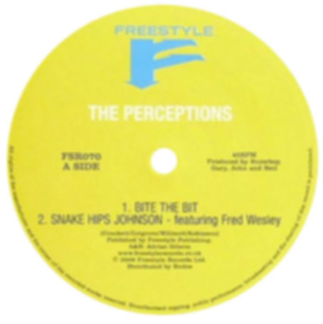 Bite The Bit / Snake Hips Johnson feat. Fred Wesley / Smoke It / Rock Steady (The Perceptions)