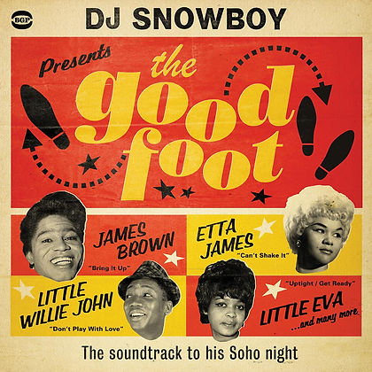 DJ Snpwboy Presents The Good Foot
