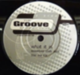The Groove Connection - What It Is 7""