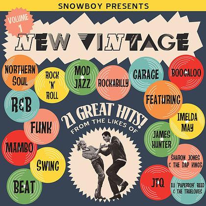 DJ Snowboy Presents New Vintage