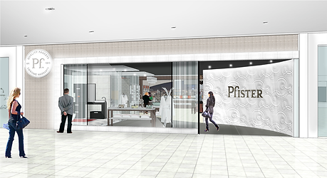 New Pfister Destination Store