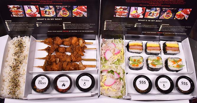 Fam Meal 1 - Cluckin Spam Cali Somen Ric