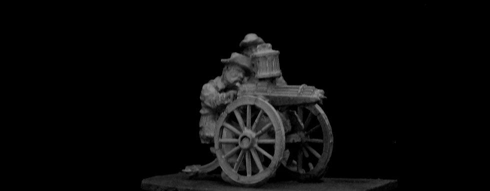 SAW52 Spanish Gatling Machine gun