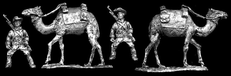 GC12 Mounted Schutztruppen Camel Corp