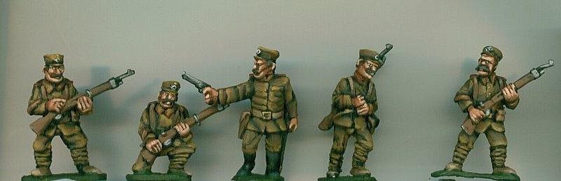 BWG03 Greek Infantry Command