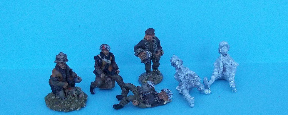 BC37British medics and wounded
