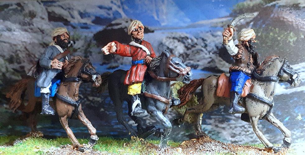 NWF 15 [3] mounted Tribesmen