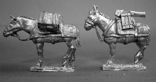PM04 Pack mule set 4