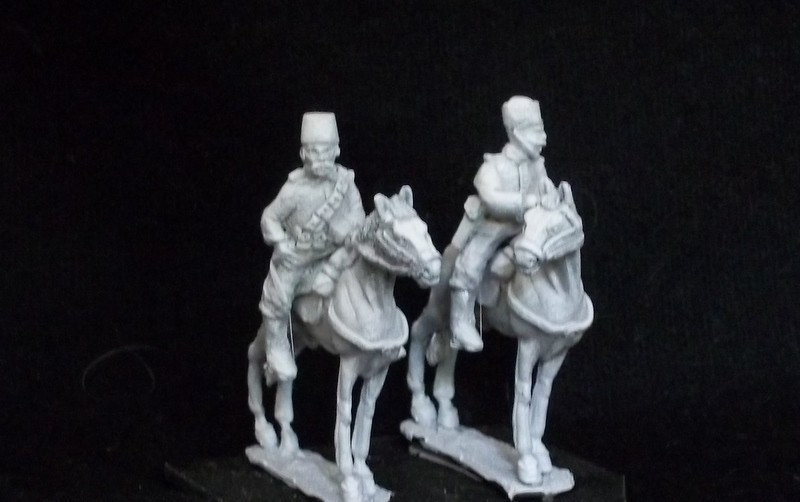 BWT12 Turkish mounted command