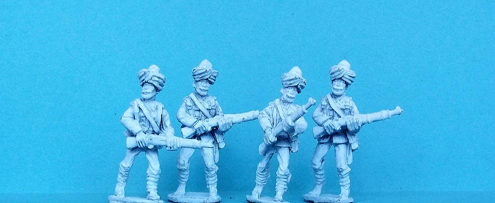 BC 22 Indian Infantry