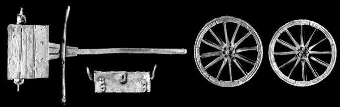 EX06 Artillery Limber