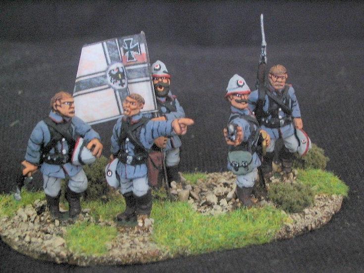 GC 01 German Command