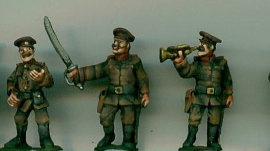 BWB03 Bulgarian Infantry Command