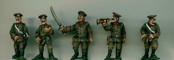 BWB03 Bulgarian Infantry Command