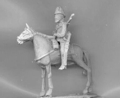 GC17 Mounted Colonial German Troopers