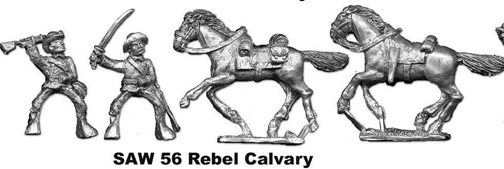 SAW56 Spanish / Cuban Cavalry
