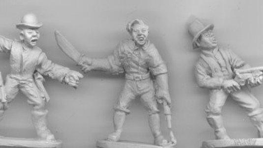 MP 16 3 Armed Miners / prospectors