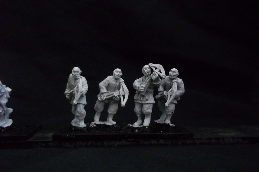 AH03 Warrior Monks with X-bow