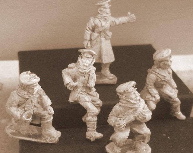 GNR 06 Russian Gun crew