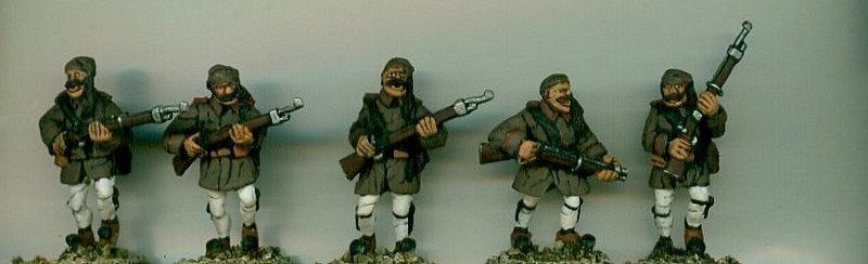 BWG04 Greek Evzone infantry 1908 uniform