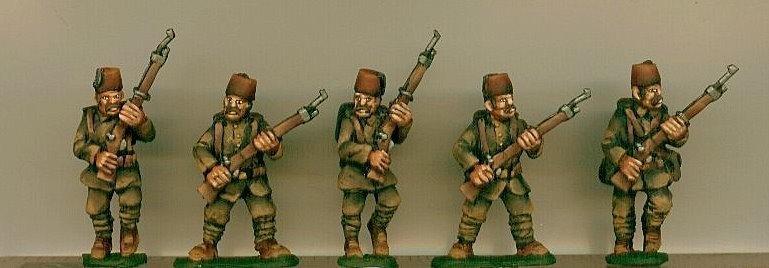 BWT01 Turkish Rediff Infantry